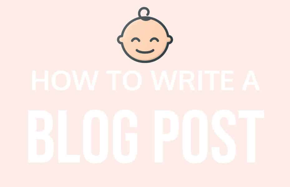how-to-write-a-blog-post